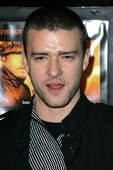 Justin Timberlake at the World Premiere of