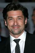 Patrick Dempsey arriving at The 33rd Annual People's Choice Awards. Shrine Auditorium, Los Angeles,