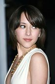 Zelda Williams arriving at The 33rd Annual People's Choice Awards. Shrine Auditorium, Los Angeles, CA. 01-09-07