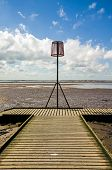 Old lifeboat jetty at Lytham St Annes