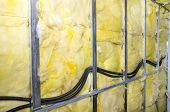 Heat Isolation With Mineral Wool