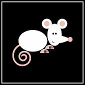 One Of Chinese Zodiac Signs - Rat