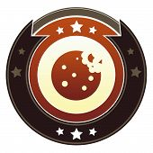 Cookie or bakery icon