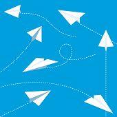 Paper Planes Set