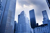 NYC'S tall buildings