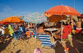 Sanlucar Holidaymakers