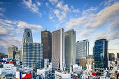 stock photo of cbd  - Shinjuku - JPG