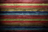 old painted wood wall texture