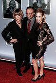 NEW YORK-JAN 12: (L-R) Cynthia Weil, Barry Mann & Dr. Jenn Berman attend 'Beautiful - The Carole Kin
