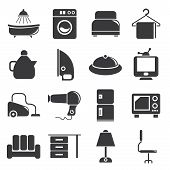 house hold icons