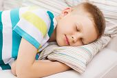 image of pre-teen boy  - health - JPG