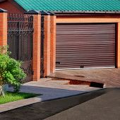 Automatic Garage Gate