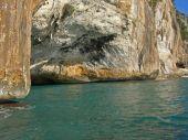 Seaside cave