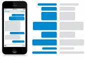 Smart Phone Chat Window (app)