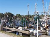 Barcos de pesca comercial