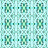 Design Seamless Colorful Movement Illusion Checked Pattern