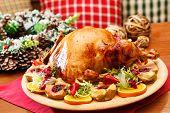 Christmas turkey
