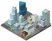 City Downtown Concept