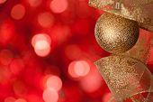Christmas and New Year backrgound