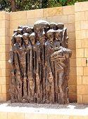 Jerusalem Yad Vashem Sculpture 2007