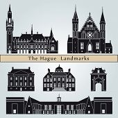 The Hague Landmarks And Monuments