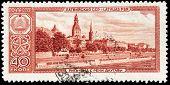 Riga Stamp