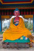 Sonada Monastery, India.