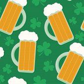 St. Patrick's Pattern.