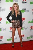 LOS ANGELES - DEC 5:  Brandi Glanville at the KIIS FM's Jingle Ball 2014 at the Staples Center on December 5, 2014 in Los Angeles, CA
