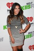 LOS ANGELES - DEC 5:  Gina Rodriguez at the KIIS FM's Jingle Ball 2014 at the Staples Center on December 5, 2014 in Los Angeles, CA