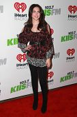 LOS ANGELES - DEC 5:  Ryan Newman at the KIIS FM's Jingle Ball 2014 at the Staples Center on December 5, 2014 in Los Angeles, CA