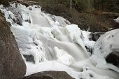 Mountain Falls, Winter Ice