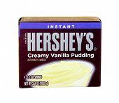 Hershey's Creamy Vanilla Pudding