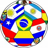 South American Football 2