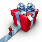Santa Claus Gift