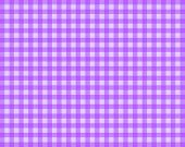 stock photo of mustering  - Tablecloth Background Pattern checked with colors Pink and purple - JPG