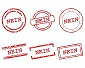 Nein Stamps