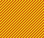 Background diagonal stripes red and yellow