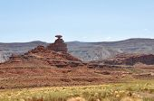 The Mexican Hat, Utah