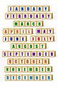 Building Block Months