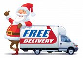 Christmas Free Delivery