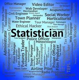 foto of statistician  - Statistician Job Meaning Analyst Jobs And Occupation - JPG