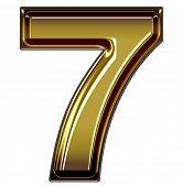 gold seven