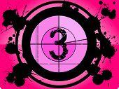 Pink Film Countdown - At 3