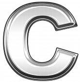 capital letter C