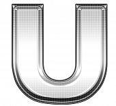 upper case u