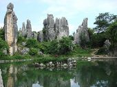 Stone Forest, Shilin, China