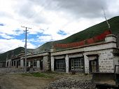 Tibetan Rural Houses