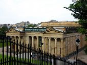 The National Gallery Of Scotland, Edinburgh