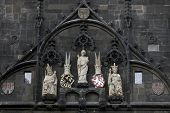 St. Vitus, Charles IV, Wenceslas IV, Old Town Bridge Tower, Prague